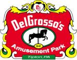 Four Pack of Tickets to Del Grosso�s Amusement Park